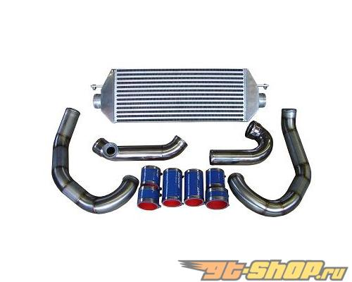 Vortech Air to Air Charge Cooler Upgrade Polished Ford Mustang GT 05-06