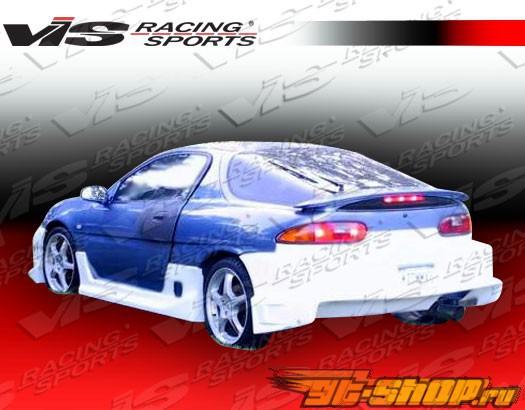 Пороги Battle Z для Mazda MX-3 1990-1995