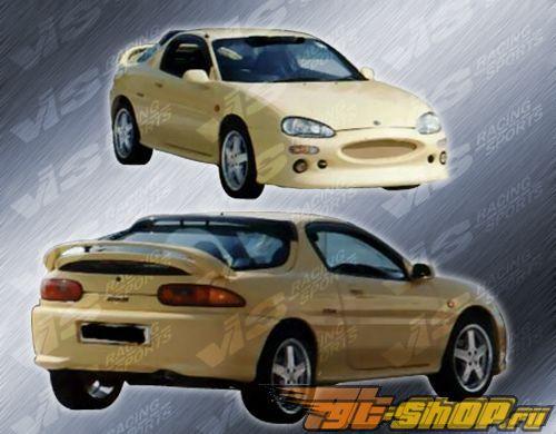Пороги для Mazda MX3 1990-1995 Magnum