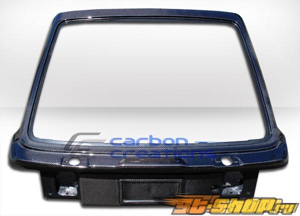 Карбоновый багажник на Volkswagen Corrado 90-94 стандартный