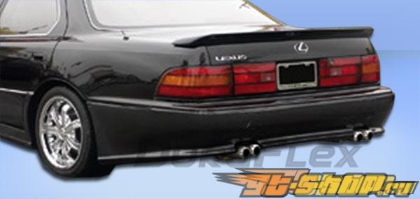 Задний бампер для Lexus LS-Series 90-94 VIP Duraflex
