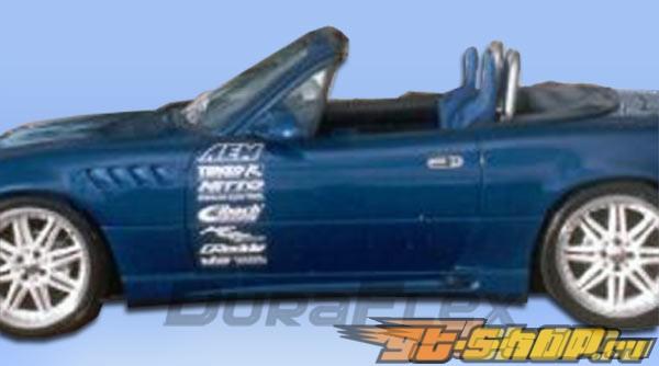 Пороги для Mazda Miata 90-97 Wizdom Duraflex