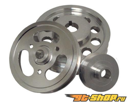 RalcoRZ Light Weight factory belt layout Crank легкий шкиф для Subaru Impreza 2.5L 04-06