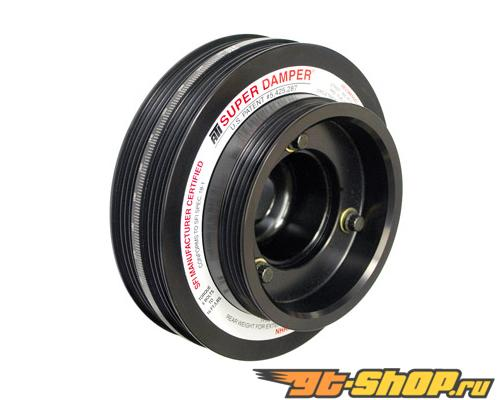 "ATI Racing 6.78"" OD Aluiminum 3 Ring 4.5lb Race Super комплект подвески Nissan 300ZX VG30 35mm Crank 90-98"