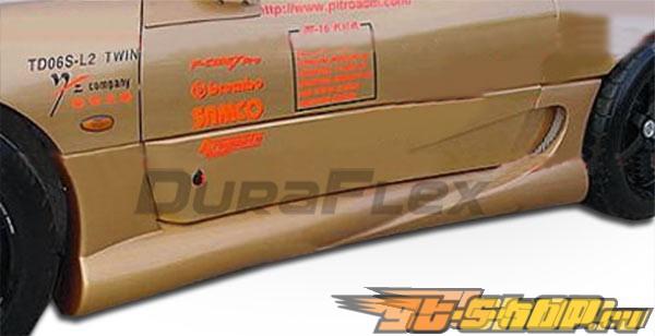 Обвес по кругу на Dodge Stealth 94-96 Fighter Duraflex