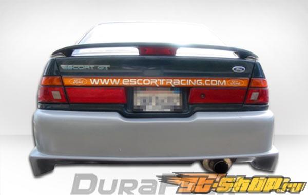 Задний бампер для Ford Escort 91-96 Drifter Duraflex