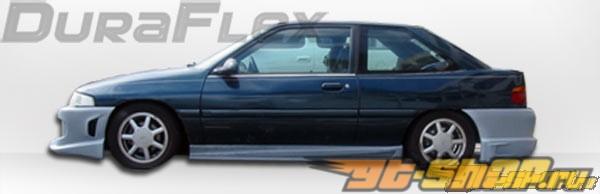 Обвес по кругу на Ford Escort 91-96 Drifter Duraflex