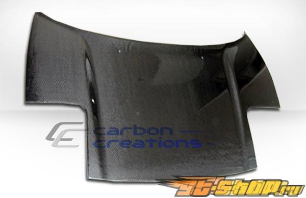 Карбоновый капот для Acura NSX 91-01 стандартный Стиль