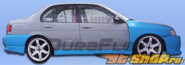 Аэродинамический Обвес на Toyota Tercel 91-94 EVO-3 Duraflex