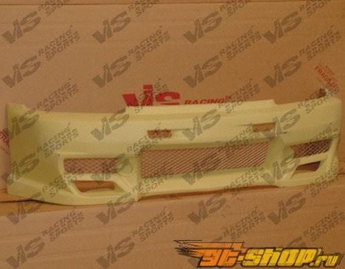 Передний бампер для Honda Civic 1992-1995 Demon