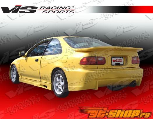 Спойлер для Honda Civic 1992-1995 Z1 Boxer