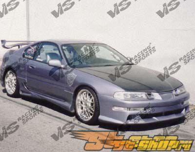 Пороги на Honda Prelude 1992-1996 Kombat