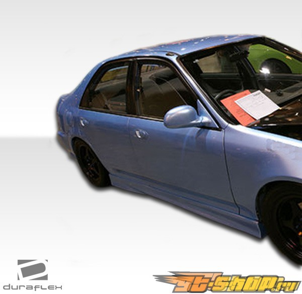 1992-1995 Honda Civic 4dr Bomber 2 Kit
