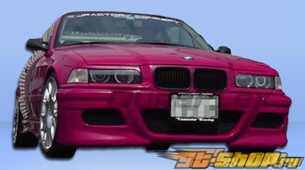 Аэродинамический Обвес на BMW E36 92-98 M3-Стиль-E46 Duraflex