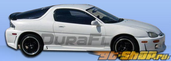 Пороги на Mazda MX-3 92-95 Buddy Club 2 Duraflex