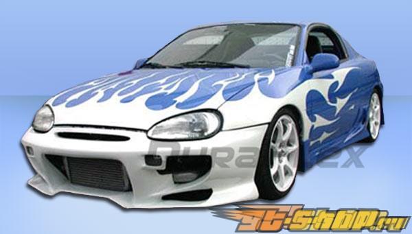 Пороги Vader для Mazda Mx-3 1992-1995
