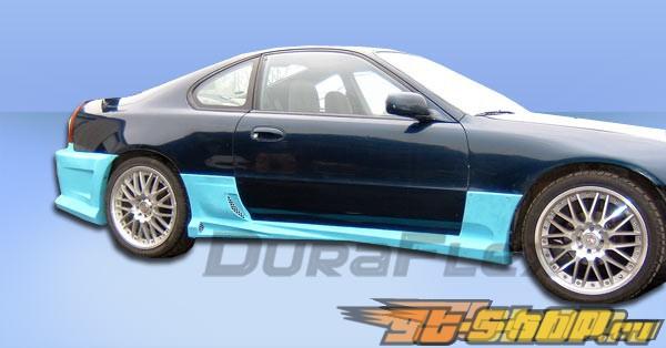 Пороги на Honda Prelude 92-96 Ballistic Duraflex