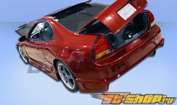Пороги для Honda Prelude 92-96 Drifter Duraflex