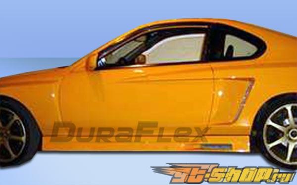 Пороги для Honda Prelude 92-96 Spyder Duraflex