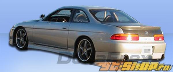 Задняя губа для Lexus SC 92-00 V-Speed Duraflex