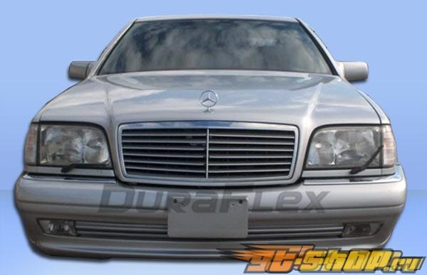Аэродинамический Обвес для Mercedes S-Class 92-99 LR-S Duraflex