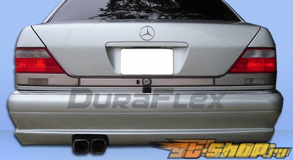 Обвес по кругу на Mercedes S-Class 92-99 W-1 Duraflex