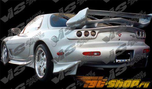 Задний бампер для Mazda RX7 1993-1996 Invader