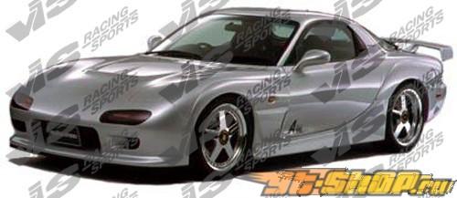 Передний бампер для Mazda RX7 1993-1996 Magnum 2