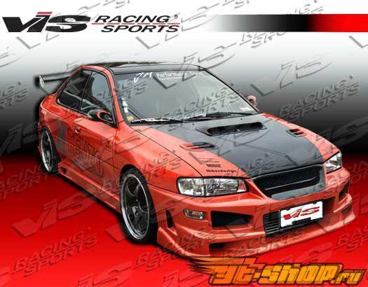 Обвес по кругу на Subaru Impreza 1993-2001 Monster