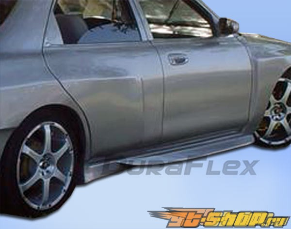 Пороги на Mazda 626 93-97 Vader Duraflex