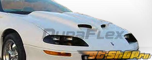 Пластиковый капот на Chevrolet Camaro 93-97 WS-6 Стиль