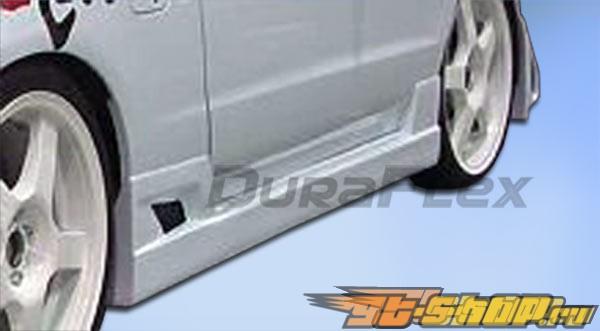 Обвес по кругу для Honda Del Sol 93-97 Type-M Duraflex