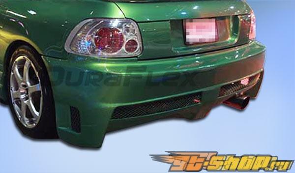 Задний бампер на Honda Del Sol 93-97 Xtreme Duraflex