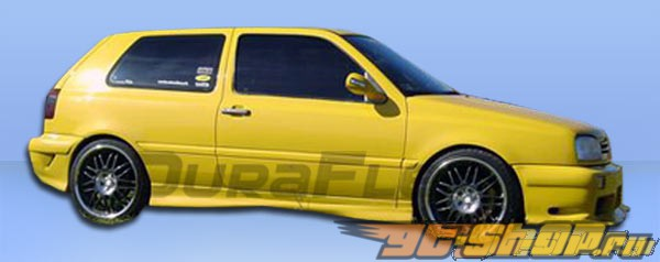 Обвес по кругу для Volkswagen Golf 93-98 KE-S Duraflex