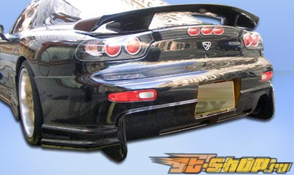 Задний бампер для Mazda RX-7 93-97 Vader SE Duraflex