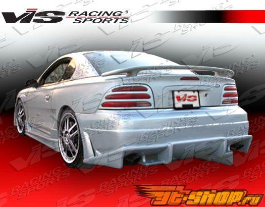 Аэродинамический Обвес на Ford Mustang 1994-1998 Ballistix
