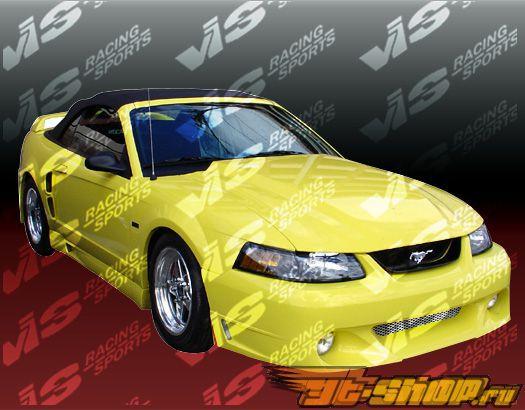 Передний бампер для Ford Mustang 1994-1998 Stalker 2