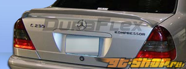 Спойлер на Mercedes W202 94-00 CR-S Duraflex