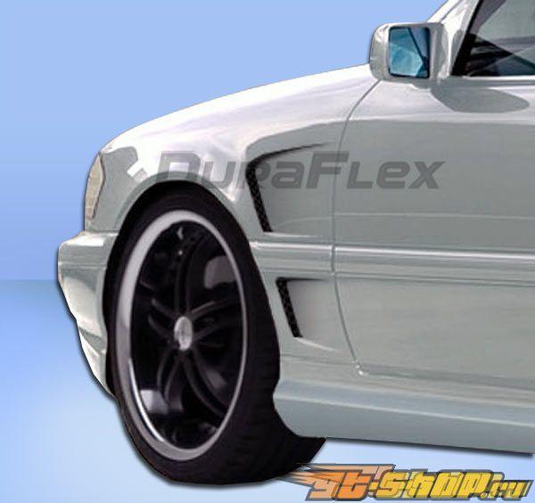 Крылья на Mercedes W202 94-00 LR-S Duraflex