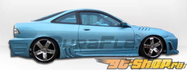 Обвес по кругу для  Acura Integra JDM 94-97 W-Sport Duraflex