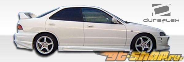 Аэродинамический Обвес для  Acura Integra JDM 94-97 R34 Duraflex