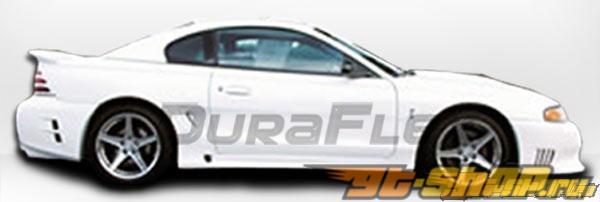 Аэродинамический Обвес на Ford Mustang 94-98 Colt Duraflex