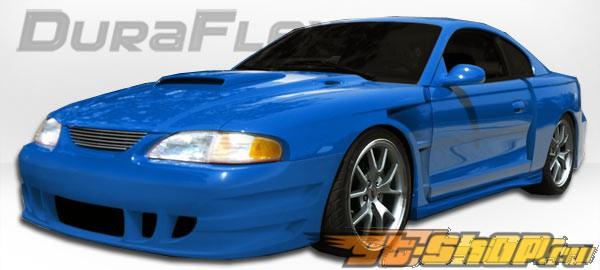 Аэродинамический Обвес на Ford Mustang 94-98 GT500 Duraflex