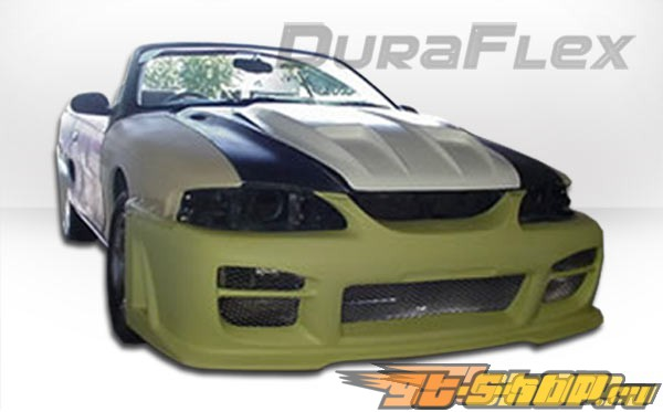 Передний бампер для Ford Mustang 94-98 R34 Duraflex