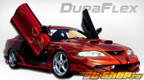 Аэродинамический Обвес на Ford Mustang 94-98 Vader-2 Duraflex