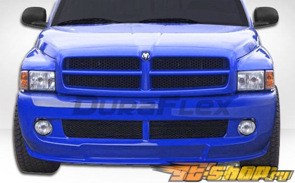 1994-2001 Dodge Ram SRT Front Bumper
