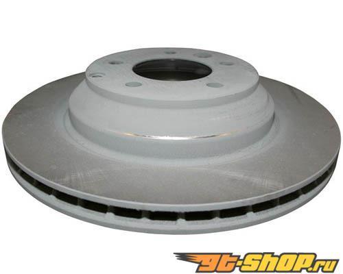 стандартный задний тормозной Rotor Set Porsche Cayenne Turbo 04-10
