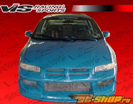 1995-2000 Dodge Stratus 4dr Striker Front Bumper