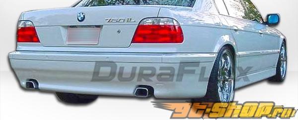 Губа на задний бампер AC-S на BMW 7 Series E38 1995-2001