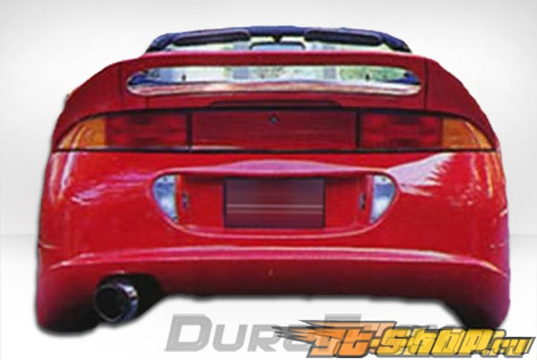 Задний бампер на Mitsubishi Eclipse 95-99 Rdora Duraflex